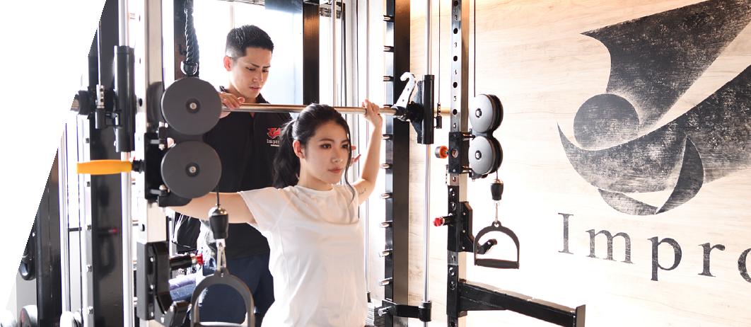トレーニング方法レクチャー
